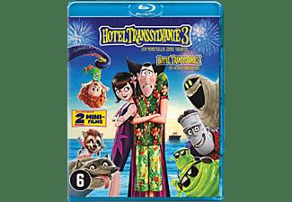 Hotel Transsylvanië 3: Een Monsterlijk Leuke Vakantie - Blu-ray