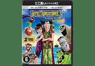 Hotel Transsylvanië 3: Een Monsterlijk Leuke Vakantie - 4K Blu-ray