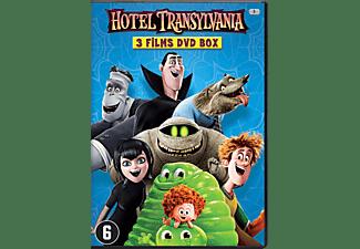 Hotel Transsylvanië 1-3 - DVD