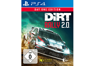 DiRT Rally 2.0 Day One Edition - [PlayStation 4]