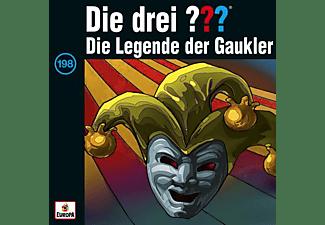 Die Drei ??? - 198/Die Legende der Gaukler  - (Vinyl)