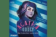 Leonie Landa - Agatha Oddly (1.) Das Verbrechen Wartet Nicht - (CD)