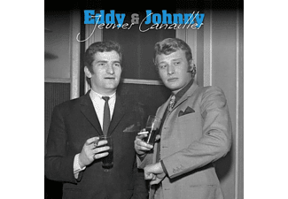 Eddy Mitchell Johnny Hallyday - Jeunes Canailles  - (Vinyl)