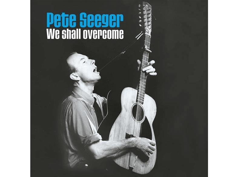 Pete Seeger - We Shall Overcome [Vinyl]