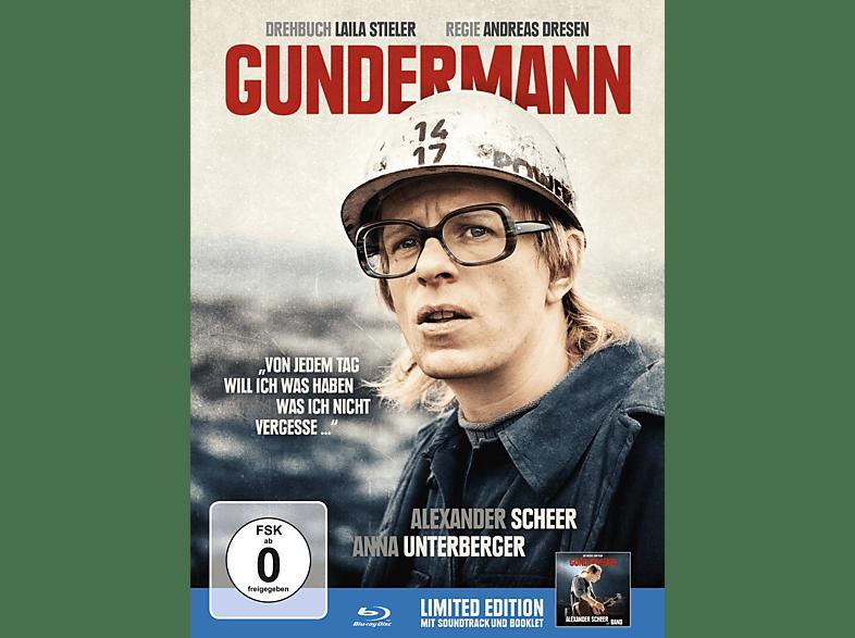 Gundermann (Limited Digipack + Soundtrack) - Exklusiv und nur online erhältlich! [Blu-ray]