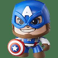 MIGHTY MUGGS Marvel Mighty Muggs Captain America Spielfigur, Mehrfarbig