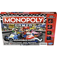 HASBRO GAMING Monopoly Gamer Mario Kart Gesellschaftsspiel Mehrfarbig