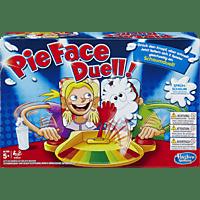 HASBRO Pie Face Duell Gesellschaftsspiel, Mehrfarbig