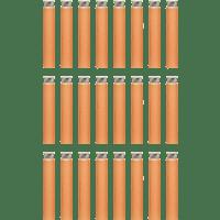 NERF Nerf N-Strike Elite AccuStrike 24er Dart Nachfüllpack Spielzeugblaster Zubehör, Mehrfarbig