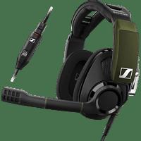 SENNHEISER GSP 550 , Over-ear Headset Schwarz