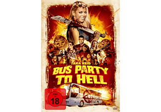 Bus Party to Hell - (DVD)