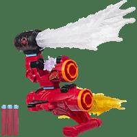 HASBRO Spider-Man NERF Assembler Gear Spielzeugblaster, Mehrfarbig