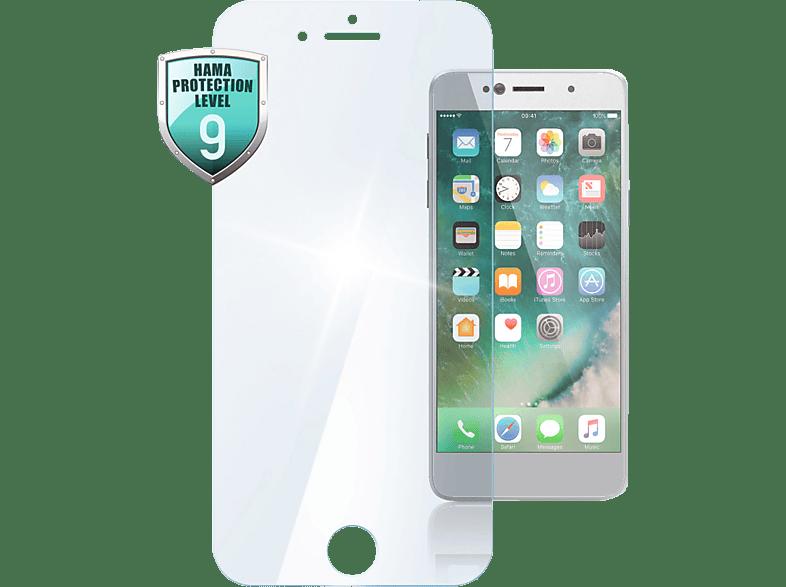 HAMA Premium Crystal Glass Schutzglas (Apple iPhone 6, iPhone 6s)