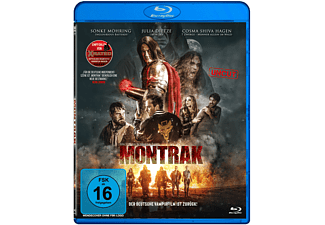 Montrak-Extended Uncut Edition - (Blu-ray)