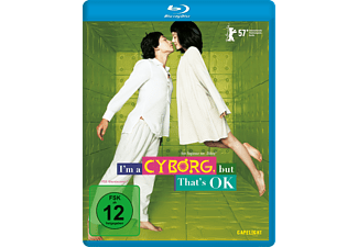 I'm a Cyborg, But That's OK - (Blu-ray)