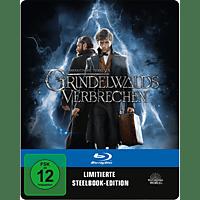 Phantastische Tierwesen: Grindelwalds Verbrechen Steelbook Extended Cut [Blu-ray]