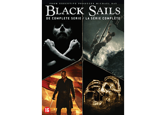 Black Sails: Complete Serie - DVD
