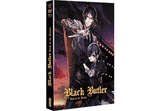 Black Butler: Book Of The Atlantic (Collector) Blu-ray
