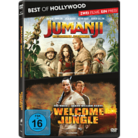BEST OF HOLLYWOOD-2 Movie Collector's Pack 187 DVD