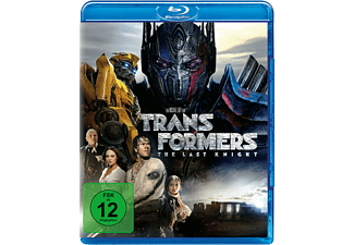 Transformers: The Last Knight - (Blu-ray)