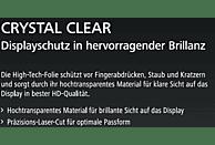 HAMA Crystal Clear Schutzfolie (Universal Universal)