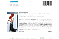 Maria & Oliver T Kliegel - Voyages Sonores [CD]