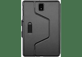 TARGUS Click-In Tablethülle Full Cover für Samsung Polyurethan, Schwarz