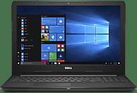 DELL Inspiron 3576, Notebook mit 15.6 Zoll Display, Core™ i5 Prozessor, 8 GB RAM, 256 GB SSD, Radeon 520, Schwarz
