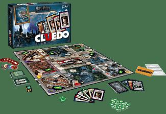 S.A.D. Cluedo - Harry Potter Collectors Edition Gesellschaftsspiel Mehrfarbig