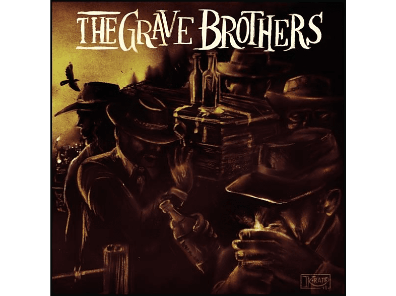The Grave Brothers - The Grave Brothers [LP + Bonus-CD]