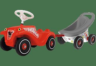 BIG Buggy 3-in-1 Lauflernwagen Grau