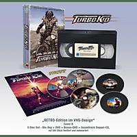 Turbo Kid (Limitierte VHS RETRO-Edition) [Blu-ray + DVD]