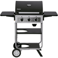 ENDERS 86466 Brooklyn Next 3 Gasgrill, Schwarz