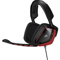 CORSAIR VOID PRO Gaming Headset Schwarz/Rot