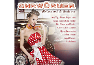 VARIOUS - Ohrwürmer - Als Oma Noch Ein Teenie War  - (CD)