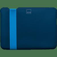 ACME MADE Skinny Sleeve S Notebooktasche, Sleeve, 13 Zoll, Dunkelblau/Blau