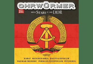 VARIOUS - Ohrwürmer - Meine Stars In Der DDR  - (CD)