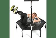 HAMMER SPORT 66426 Fitness Trampolin, Schwarz