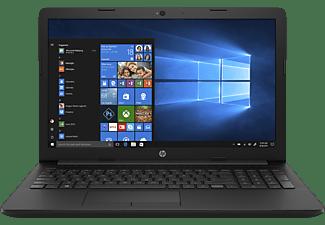 HP 15-db0321ng, Notebook mit 15,6 Zoll Display, AMD Ryzen™ 5 Prozessor, 16 GB RAM, 1 TB HDD, 256 GB SSD, Radeon™ Vega 8, Schwarz