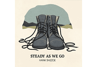 Hank Shizzoe - Steady As We Go (Black Vinyl) - (Vinyl)