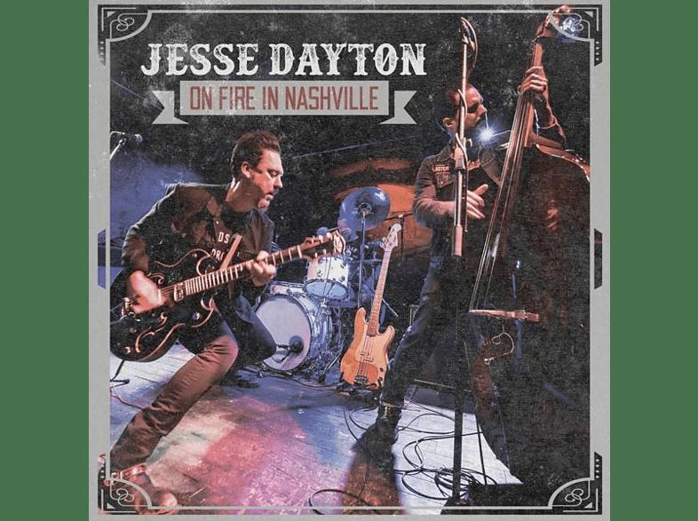 Jesse Dayton - On Fire In Nashville [CD]