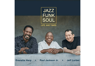 Jazz Funk Soul - Life And Times - (CD)