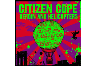 Citizen Cope - Heroin and Helicopters - (CD)