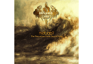 Orphaned Land Mabool (Re-issue 2019) CD