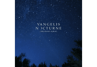 Vangelis - Vangelis: Nocturne-The Piano Album - (Vinyl)