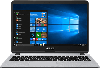 ASUS R507 (R507UF-EJ245T), Notebook mit 15.6 Zoll Display, Core™ i5 Prozessor, 8 GB RAM, 256 GB SSD, 1 TB HDD, GeForce® MX130, Star Grey
