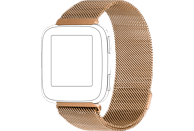 TOPP 40-37-7585, Ersatz-/Wechselarmband, Fitbit, Roségold