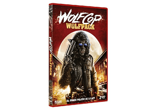 Wolfpack: Wolfcop + Another Wolfcop - DVD