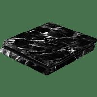 SOFTWARE PYRAMIDE Konsolen Skin Black Marble, Schutzhülle, Schwarz/Marmor
