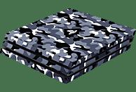 SOFTWARE PYRAMIDE Konsolen Skin Camo Grey, Schutzhülle, Grau/Camo